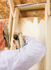 Albuquerque Spray Foam Insulation Services and Benefits